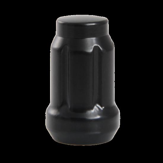 Image sur Spline Nut/Key Kit (20 Pcs, 1 Key) - 12x1.25mm - Conical - Black
